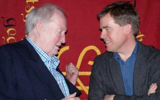 Karl Heinz Luckhardt und Ulf Kämpfer