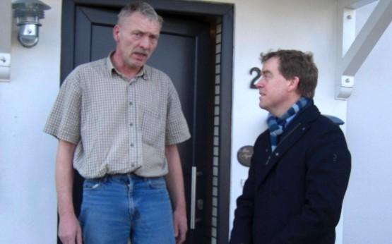 Ulf Kämpfer im Gespräch