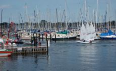 Segelhafen Schilksee