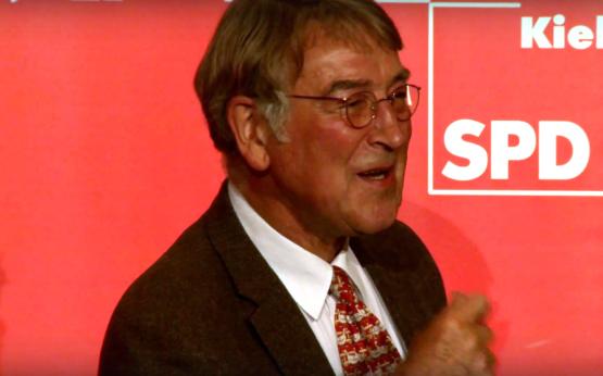 Norbert Gansel, 2012